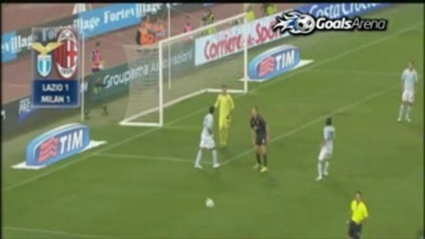 Lazio 1-1 AC Milan