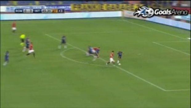 โรม่า 1-0 อินเตอร์ มิลาน