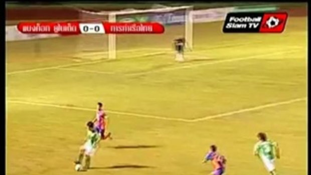 Bangkok United 1-1 การท่าเรือไทย เอฟ.ซี