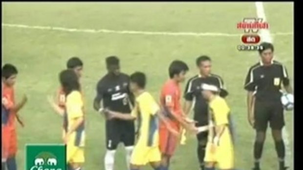 สุพรรณบุรี เอฟซี 0-0 นครปฐม เอฟซี