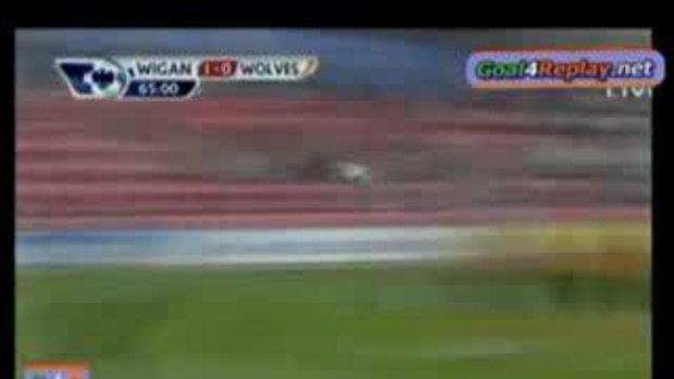 วีแกน 2-0 วูล์ฟแฮมป์ตัน
