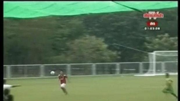 ปตท. ระยอง 3-0 นราธิวาส เอฟซี