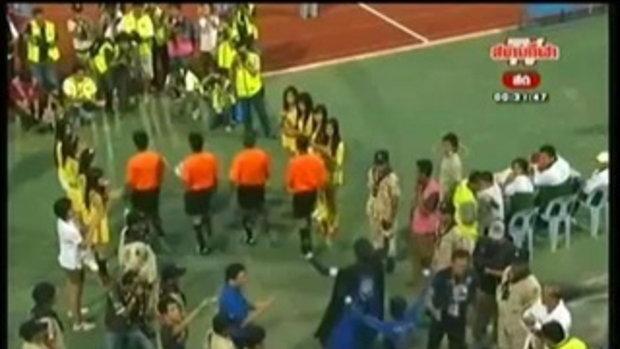 ชลบุรี เอฟซี 2-2 บุรีรัมย์ พีอีเอ