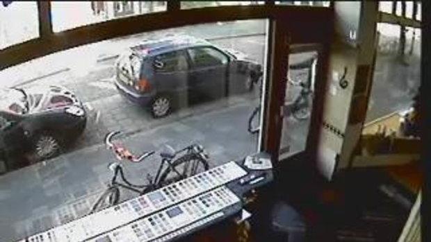 โจรขโมยจักรยาน!!