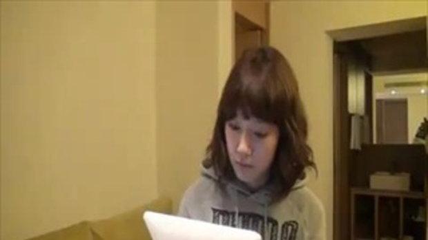 โกมีนัม เล่นเกมส์บนiPad