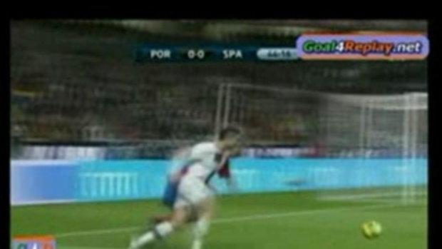 โปรตุเกส 4-0 สเปน