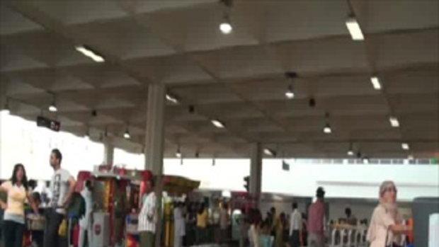 เจโอ๋เวสป้าผจญภัย-หลงทางหน้าสนามบินอินเดีย