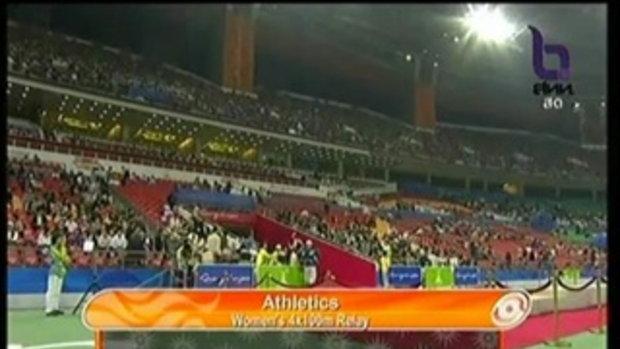 ประมวลภาพเหรียญทองของนักกีฬาไทยใน Asian Games 2010
