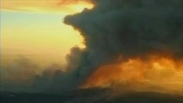 ไฟไหม้ป่า ครั้งใหญ่ในอิสราเอล
