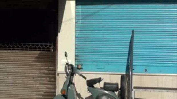 เจโอ๋ผจญภัย-เวสป้าในอินเดีย
