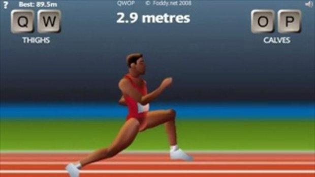 เกมส์วิ่ง ที่ยากที่สุดในโลก โคตรฮา