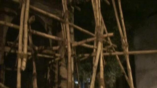 เจโอ๋เวสป้าผจญภัย-ไซค์งานก่อสร้างอินเดีย
