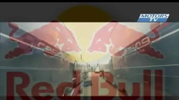 Red Bull F1 @Ratchadumnern 17 Dec 2010 [Full Video