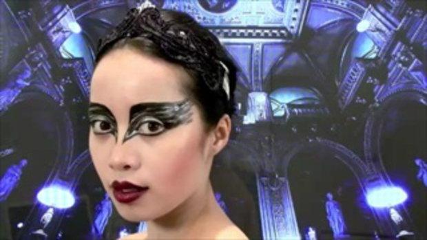 แต่งหน้าสไตล์ Black Swan