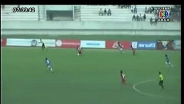 เชียงใหม่ เอฟซี 0-1 สระบุรี เอฟซี
