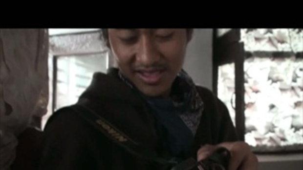เจโอ๋เวสป้าผจญภัย-ด่านตรวจคนเข้าเนปาล(อินเดีย)