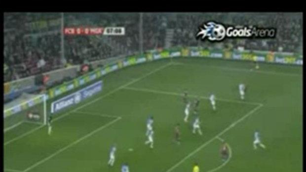 บาร์เซโลน่า 4-1 มาลาก้า