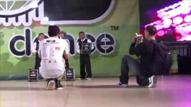 สุดเจ๋ง เด็กวัย 8 ขวบคว้าแชมป์ เต้น World Of Dance
