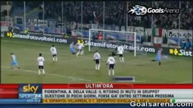 เชเซน่า 1-1 คาตาเนีย