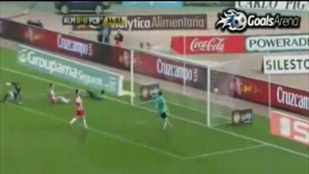 อัลเมเรีย 0-3 บาร์เซโลน่า