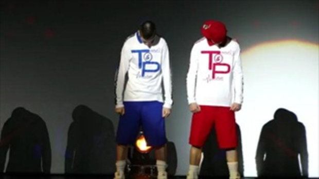 Twist & Pulse คู่หูอัจฉริยะแห่งการเต้น