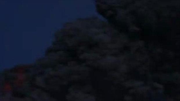 ความโหดร้ายของ ภูเขาไฟ ชินโมเอดาเกะ ระเบิด