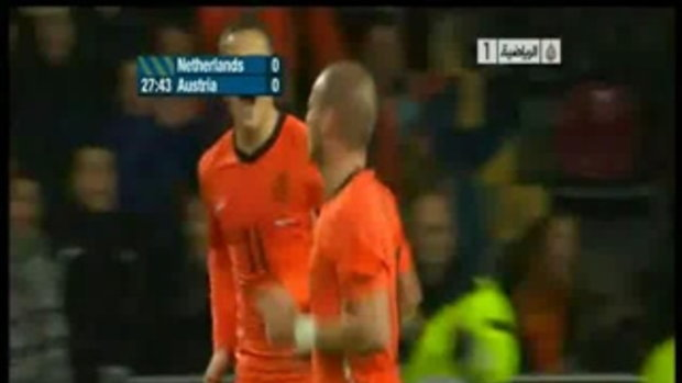 ฮอลแลนด์ 3-1 ออสเตรีย