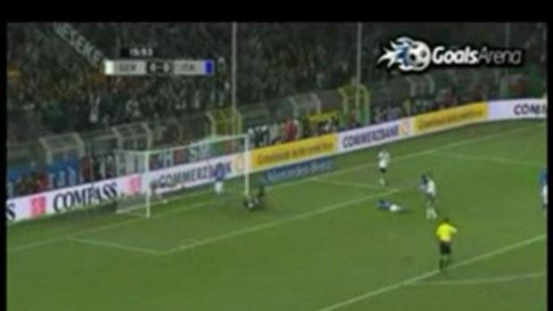 อิตาลี 1-1 เยอรมัน