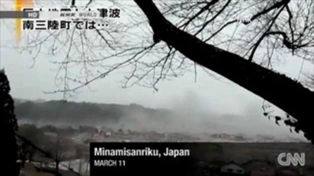 สึนามิเมือง Minamisanriku