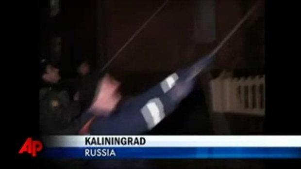 ไล่จับ แรคคูน จอมป่วนที่รัสเซีย