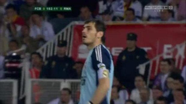 บาร์เซโลน่า 0-1 เรอัล มาดริด