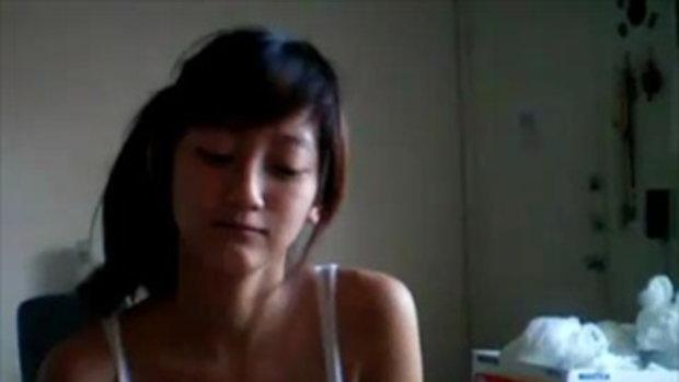สาวเกาหลีอายุ 17 ปีร้องเพลง Breath - Miss A น่ารัก