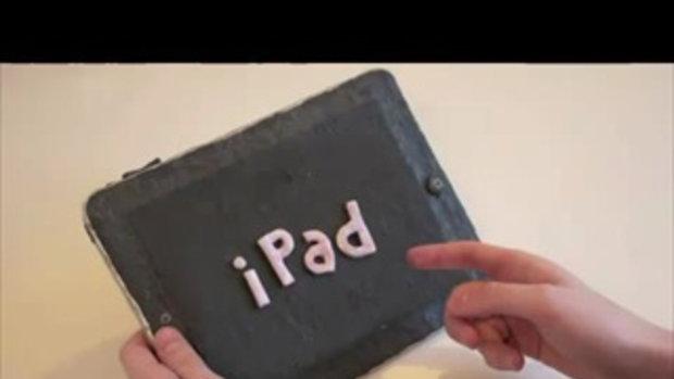 iPad 2 แพงนักงั้น ก็ทำเองมันซะเลย เจ๋งสุดๆ