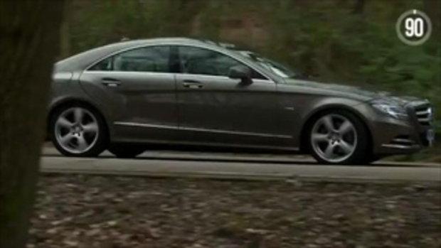 หรูหรามีระดับ Mercedes-Benz CLS
