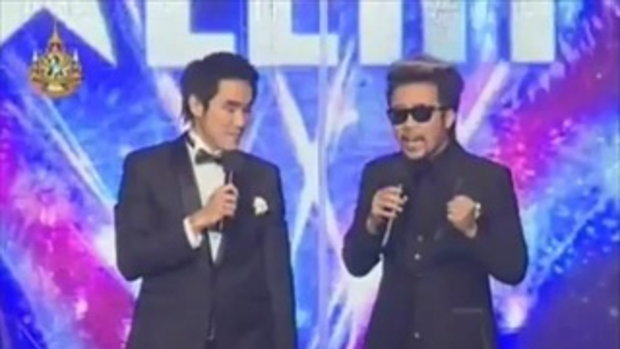 Thailand's Got Talent (22-05-54) - สมศักดิ์ เหมรัญ