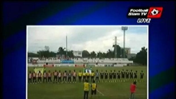 ตีกันยับ! ฟุตบอลไทย