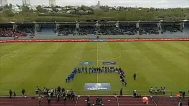 ไอซ์แลนด์ 0-2 เดนมาร์ก