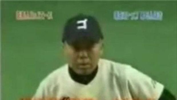 สุดยอด ขว้างลูกเบสบอล หลอกซะเนียน