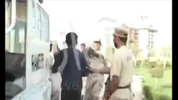 ตำรวจปากีฯ ฆ่าโหดผู้ต้องหา