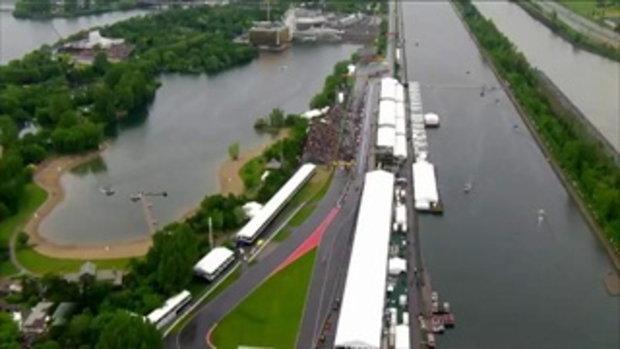 Formula 1 Canadian GP 2011 Highlights