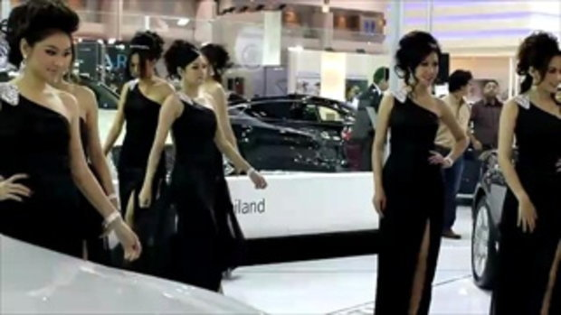Bangkok Motor Show 2011 - AAS Group models