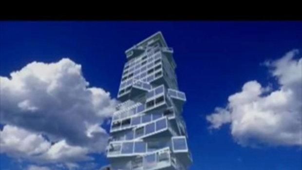 ตึกหมุนได้ที่แรกในโลก 2/2