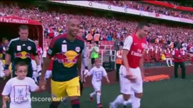 Arsenal 1-1 New York Red Bulls Highlights