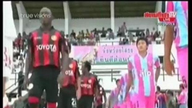 สุพรรณบุรี เอฟซี 0-0 บีบีซียู เอฟซี