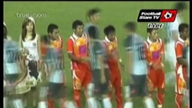 ศรีสะเกษ เมืองไทยเอฟซี 1-1 ชลบุรี เอฟซี (โตโยต้า ลีกคัพ)