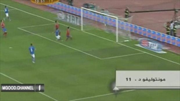 อิตาลี 2-1 สเปน (กระชับมิตรทีมชาติ)