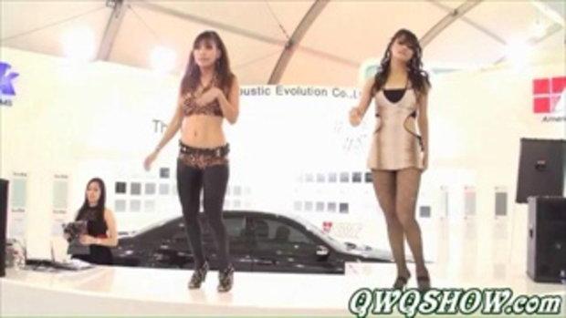 BANGKOK MOTOR SHOW 2010 ASWF 1/2