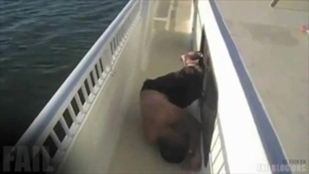 กระโดดไปไม่ถึงน้ำ เกิดอาการจุกเสียก่อน