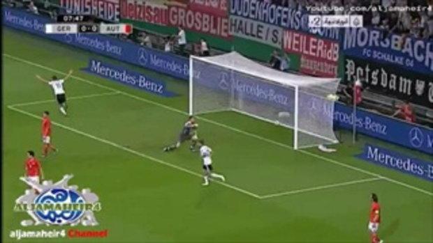 เยอรมัน 6-2 ออสเตรีย ฟุตบอลยูโร 2012 รอบคัดเลือก