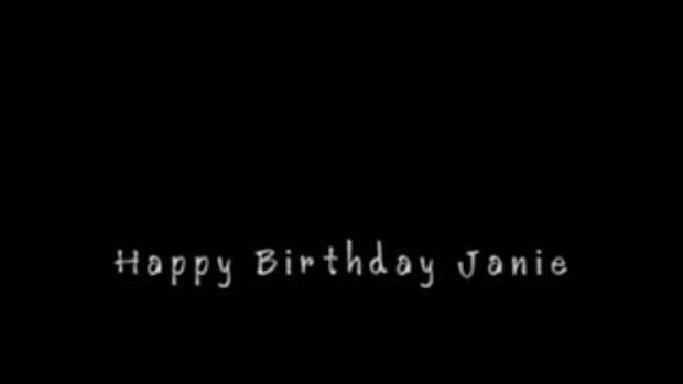 คลิปเซอร์ไพรส์วันเกิด เจนี่ น่ารักจากเพื่อนๆ